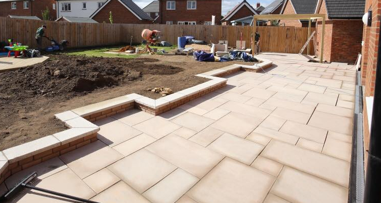 C&A Landscapes - Paving & Brickwork