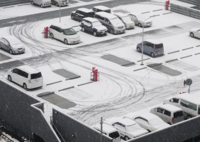 C&A Winter Gritting Car Parks
