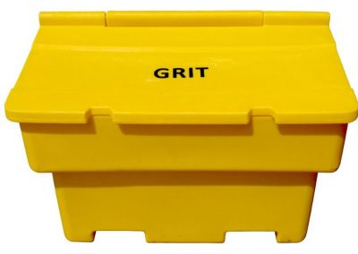 C&A Winter Gritting - Grit Bins